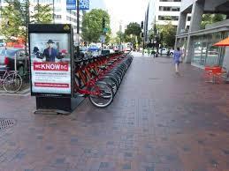 Capital Bike Share Map American University Advertises With Capital Bikeshare Media Works