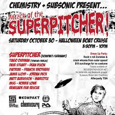 subsonic music halloween boat party subsonic music riverwood