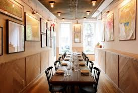 farm to table restaurants nyc party time 18 outstanding new private dining spaces in new york