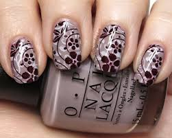 688 best floral stamping nail art images on pinterest floral