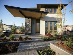 Home Styles Contemporary by Decor Interesting Prairie Style House For Home Exterior Design