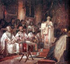 Council Of Constantinople 553 Reformed Anglicans 5 May 553 A D 2nd Council Of Constantinople