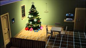 sims 3 holiday lights how to get the christmas tree for the sims 3 seasons youtube
