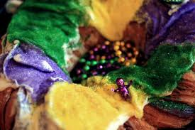 mardi gras cake baby the history of king cake for mardi gras is as vibrant as the tasty