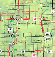 map of allen file map of allen co ks usa png wikimedia commons