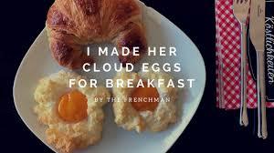 i made her u201ccloud eggs u201d for breakfast with recipe u2013 bad yogi