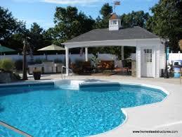 Cabana Pool House Best 25 Pool Shed Ideas On Pinterest Pool House Shed Shed