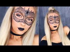 masquerade makeup tutorial makeup geek u2026 pinteres u2026