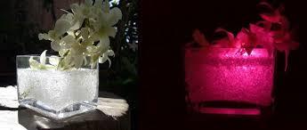 Pink Vase Fillers Colorfill Vase Filler