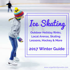 ice skating in las vegas 2017 winter guide to the ice