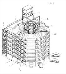 mechanized garage parking system patent parking garage dimensions