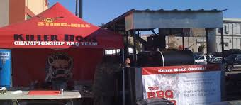 Backyard Bbq Setup Competition Bbq How To Get Started In Competition Bbq