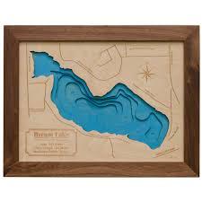 Michigan Lake Maps by Lake Maps Album Mechanical Lumber
