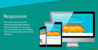 responsive design joomla web design joomla template
