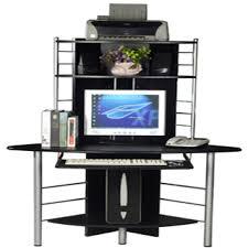 Black Computer Desk Tall Computer Desk Buy Quality Tall Computer Desk In Black