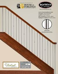 Banister Height Popular Iron Baluster Patterns Organized By Style Ironwood