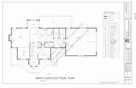 architectural electrical symbols for floor plans 50 best of electrical floor plan house plans ideas photos house