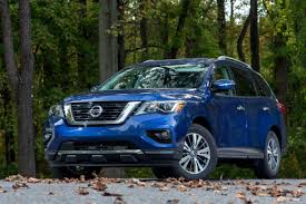 nissan pathfinder reviews 2017 2017 nissan pathfinder our review cars com