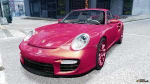 porsche pink 911 gt2 for gta 4