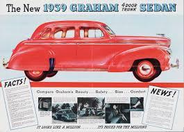1939 graham brochure