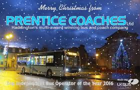 prentice coaches haddington multi award winning bus u0026 coach