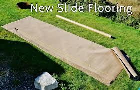 Rv Rugs For Outside Summer Renovation Part 5 U2013 Replacing The Rv Slide Flooring