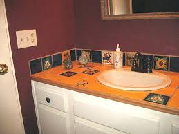 mexican bathroom ideas vanities tile bathroom vanity top ideas mexican tile vanity top
