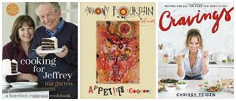 ina garten jeffrey the bestselling cookbooks of 2016