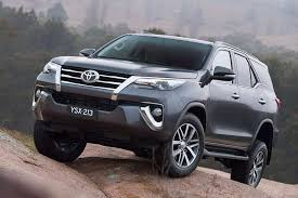 toyota new 2017 new toyota fortuner india price specifications mileage