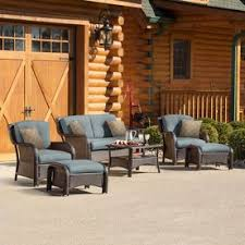 Wicker Patio Furniture Set Shop Patio Furniture Sets At Lowes