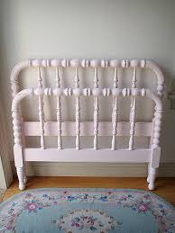 Antique Headboard And Footboard Sweet Pink Vintage Twin Headboard Footboard And Side Rails