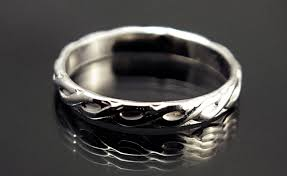 Viking Wedding Rings by Sterling Silver Rings And Wedding Bands