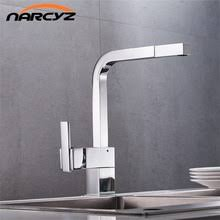 Square Sink Kitchen Buy Square Kitchen Faucet And Get Free Shipping On Aliexpress