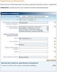 curriculum vitae formato europeo pdf da compilare online creare il cv europeo velocemente online risorse umane hr
