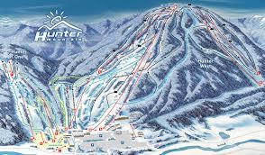 Big Sky Montana Trail Map by Hunter Mt Ovrride