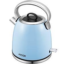 cuisiner avec une bouilloire aicok bouilloire électrique 2200w eau rapide bouilloire 1 7 l sans