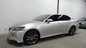 lexus gs all wheel drive 2013 lexus gs 350 awd f sport sedan nice color combo maintained