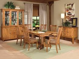 Dining Room Furniture Oak Hardwood Incredible On Throughout - Dining room chairs oak
