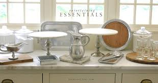 marble cake stand steffens hobick entertaining essentials collection pewter