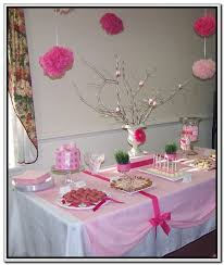 simple baby shower stylish ideas simple baby shower projects idea terrific table