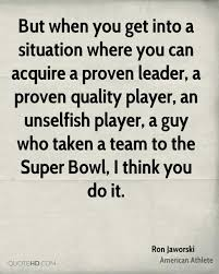 quotes about success under pressure ron jaworski quotes quotehd