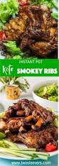 easy smoky pressure cooker ribs u2013 two sleevers