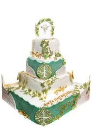 lord of the rings hobbit cakes lord google search and ring