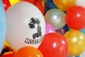 clown balloon clown balloons