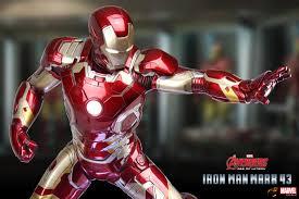 Iron Man Iron Man Mark 43 8260 Cinemaquette Bringing The Magic Of The