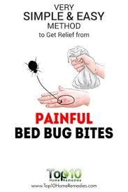 What To Use On Bed Bug Bites How To Get Rid Of Bed Bugs Forever 15 Natural Ways