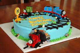 thomas the train birthday cake for children some enjoyable