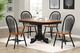 sunset trading kitchen island sunset trading 38 arrowback dining chair in antique black and