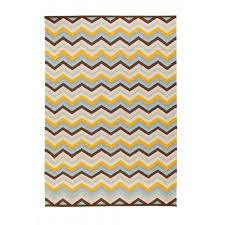 custom wool rug chevron stripes no flame retardants or toxic dyes