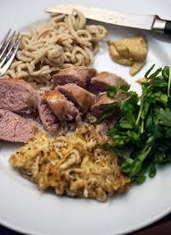 cuisine a et z rye spätzle chef s table